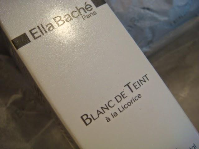 Blanc de Teint Licorissime de Ella Baché