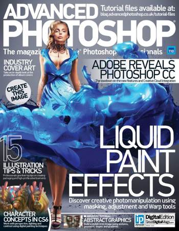 Advanced Photoshop Magazine Issue 110 2013