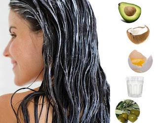 Dapatkan Rambut Sehat dengan Masker Rambut Alami