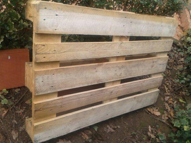 El huerto de javier construcci n de una puerta de jard n - Puerta de madera para jardin ...
