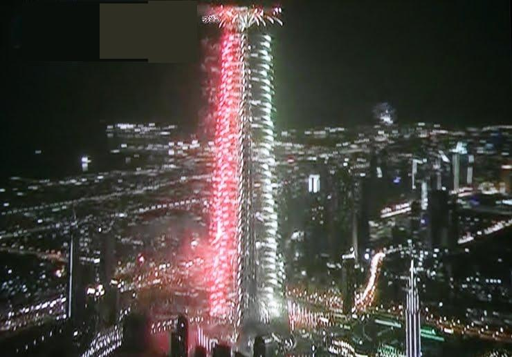 World most popular places burj khalifa fireworks for Burj khalifa swimming pool 76th floor