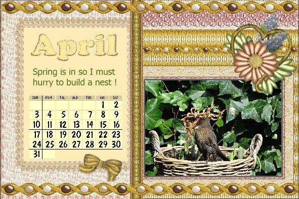 April 2016 Spring desktop.