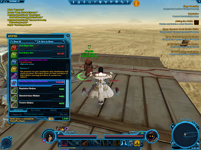 SWTOR - Reconfigured Disassembler Core