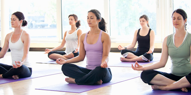 New Study Find Yoga and meditation can cut health care cost by 43%,