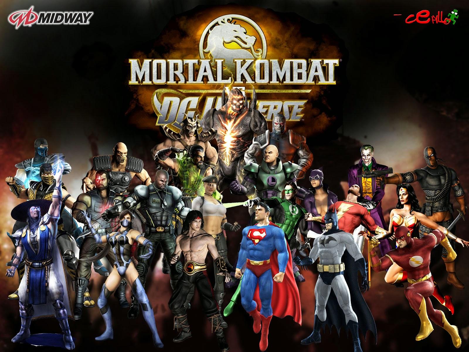 Mortal Kombat vs. DC Universe (Game) - Giant Bomb