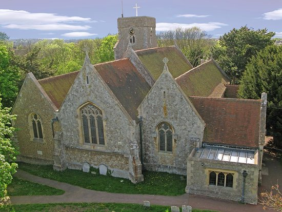 History of All Saints Whitstable by I W Green