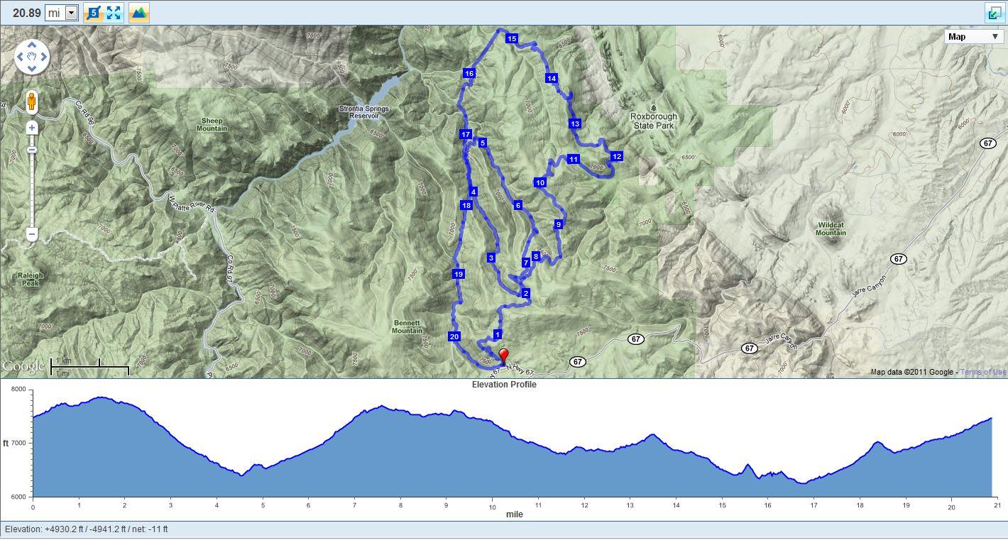 CO-Runner: Indian Creek Trail Run on beaver creek trail map, twin sisters trail colorado map, island lake trail colorado map, crags trail colorado map, rainbow trail colorado map, waterton canyon trail map, three lakes trail colorado map,