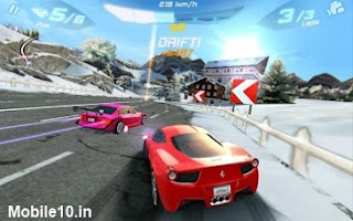 Free Download Asphalt 6 Adrenaline  Apk Full Version - www.mobile10.in