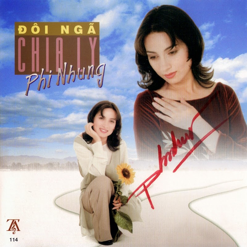 Thúy Anh CD114 - Phi Nhung - Đôi Ngã Chia Ly (NRG)