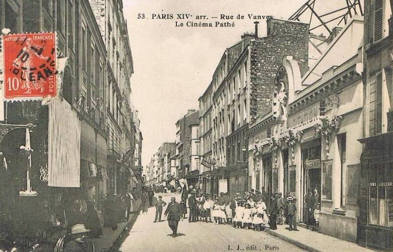 Cin fa ades vanves cin ma paris 14 me for Paris libre