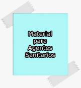 Material para Agentes Sanitarios