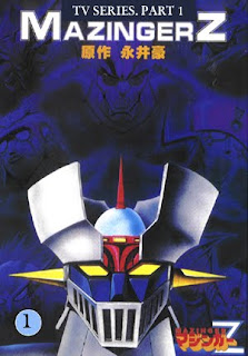 MAZINGER Z (1972)