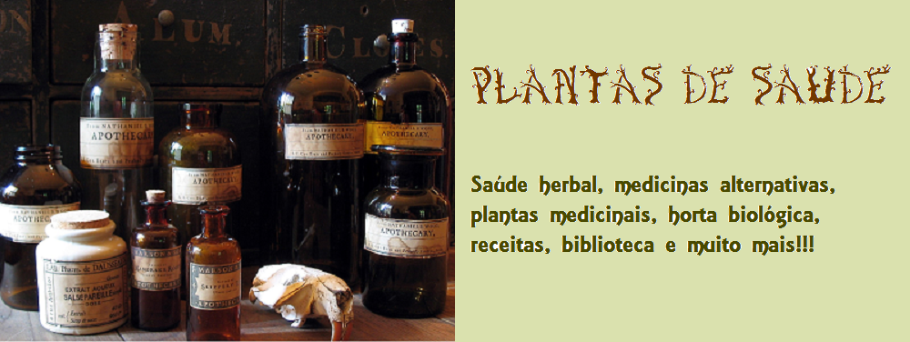 Plantas de Saúde