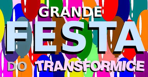 Participe da Grande Festa do Transformice de 2015!