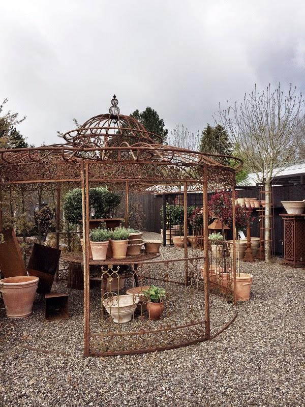 träslövs trädgård, varberg, varbergs, trädgårdsmästare, rost, växter, träd, blommor, krukor,