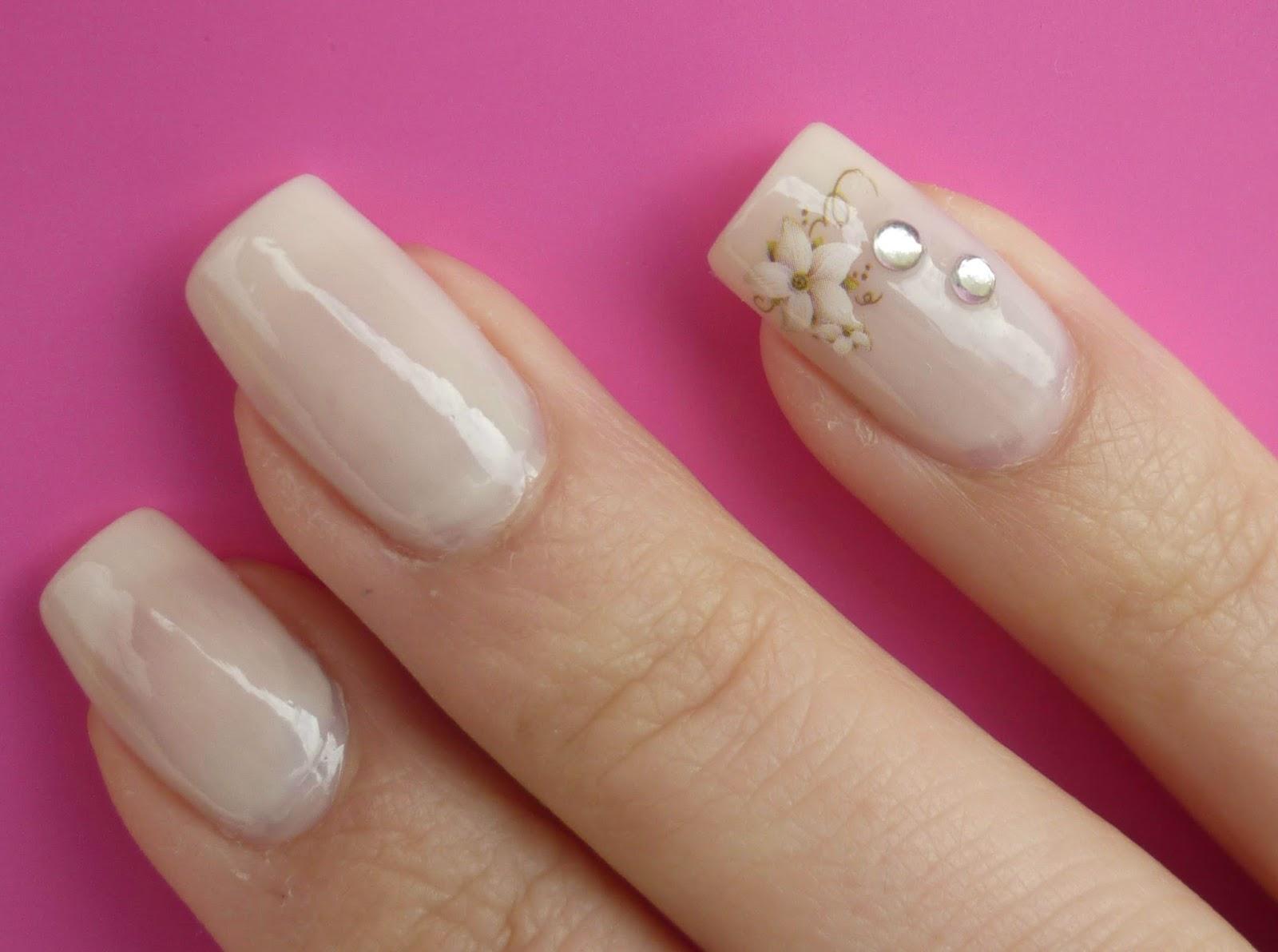Nail art by rachele e non solo unghie con fiori for Unghie gel decorazioni semplici