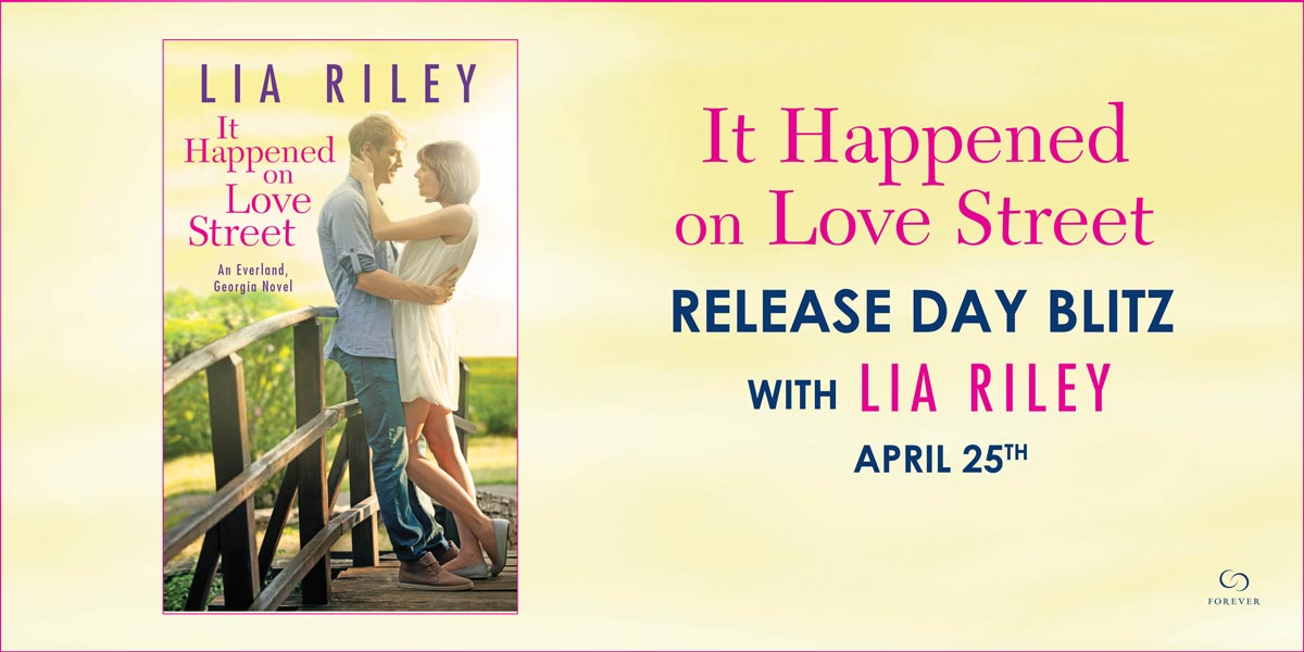 IT HAPPENED ON LOVE STREET Release Day Blitz