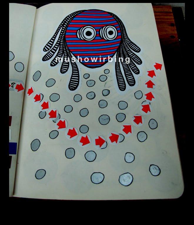 proyek buku sketsa 2011