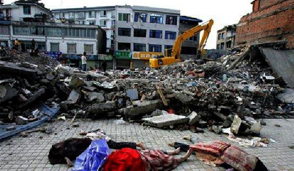 Korban Gempa China Bertambah
