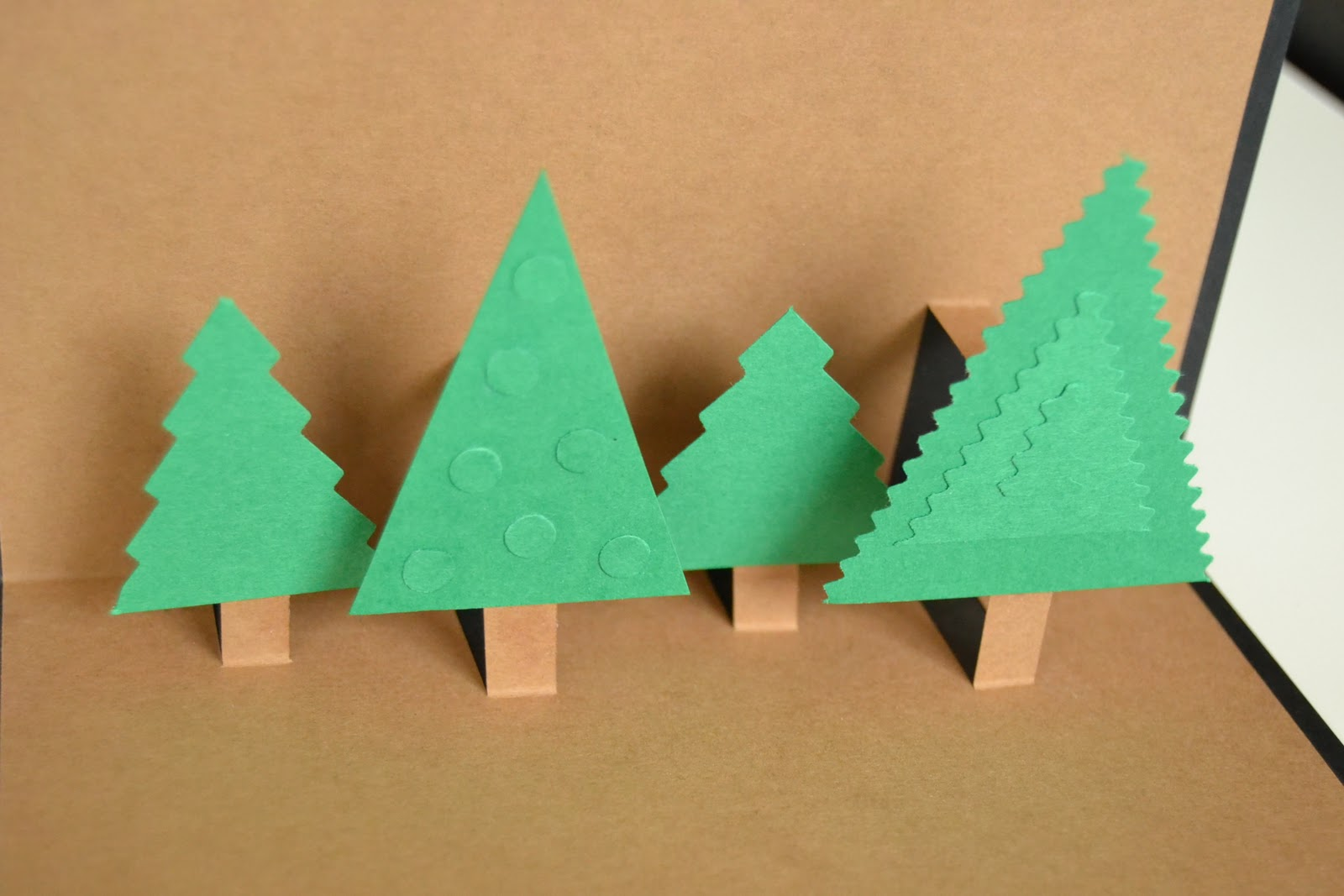 La chica de la casa de caramelo felicitaciones navide as hechas a mano - Como hacer tarjetas navidenas a mano ...