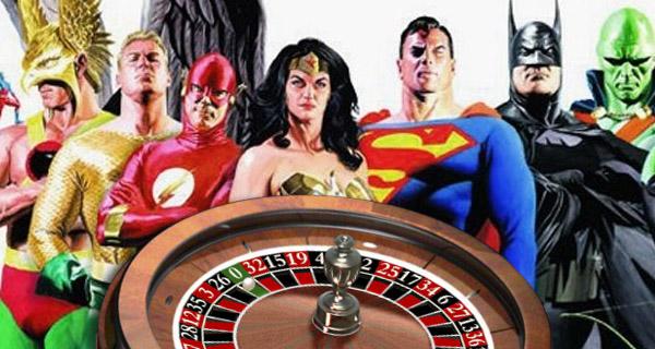 Personajes de DC Cómics que podrían hacerse ricos jugando a la ruleta