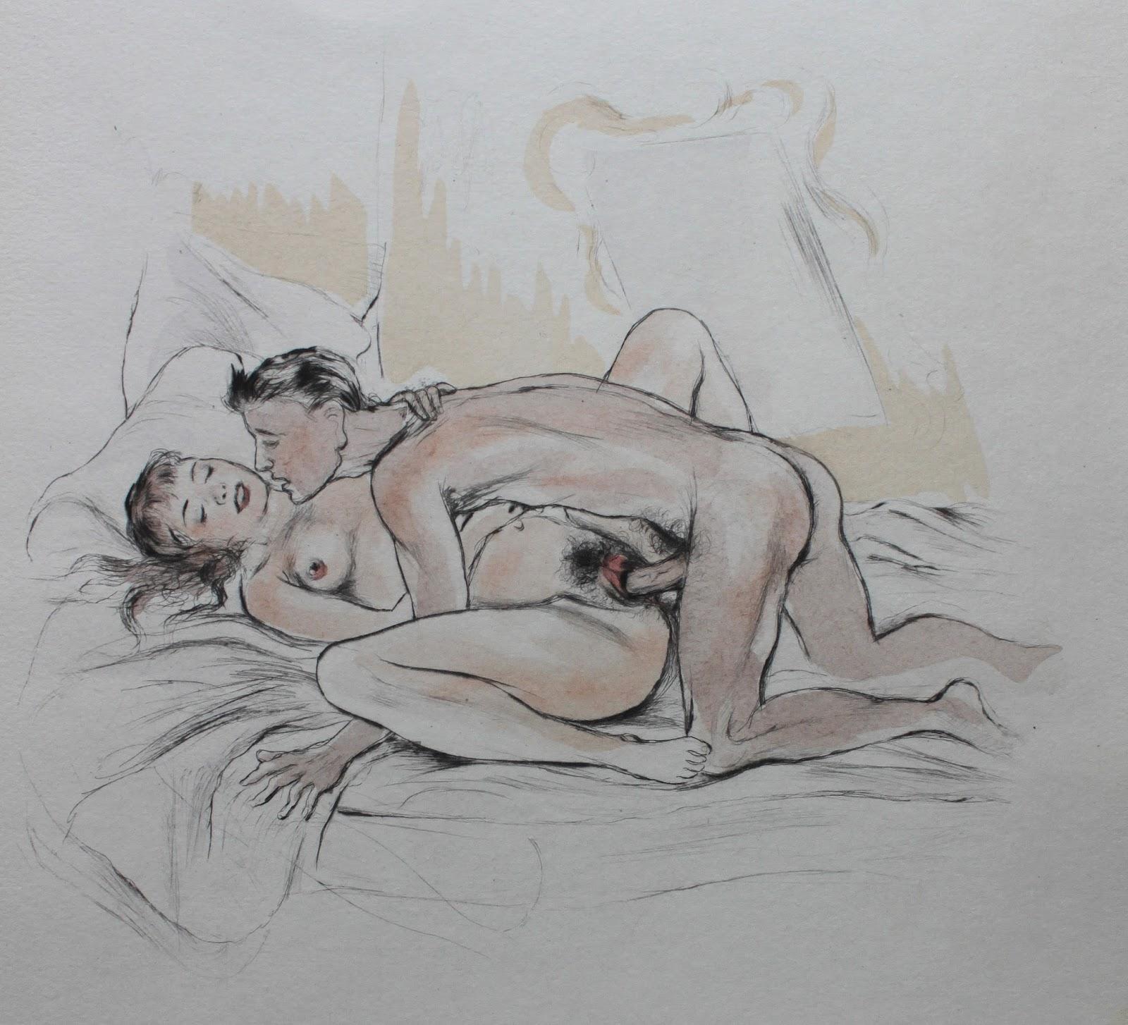 La porte secrete erotic