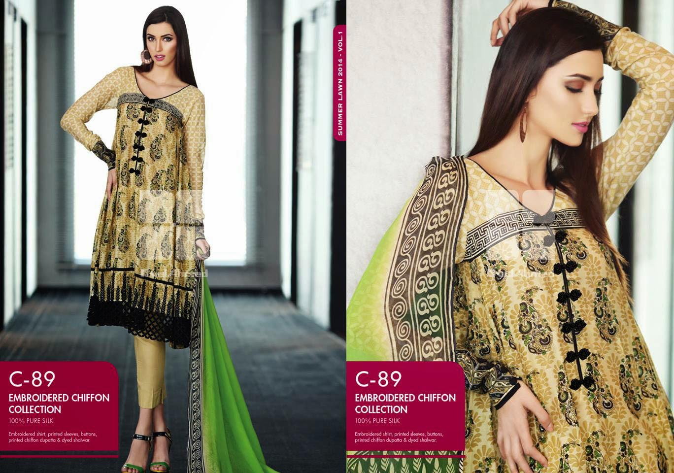 Shirt design ideas pakistani - 19 June 2014