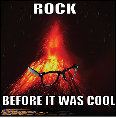 rock before it was cool liter visual pun sofa-knee