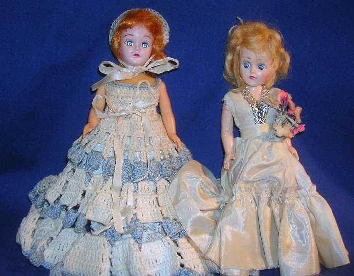 Dollies With Holes in Their Stockings