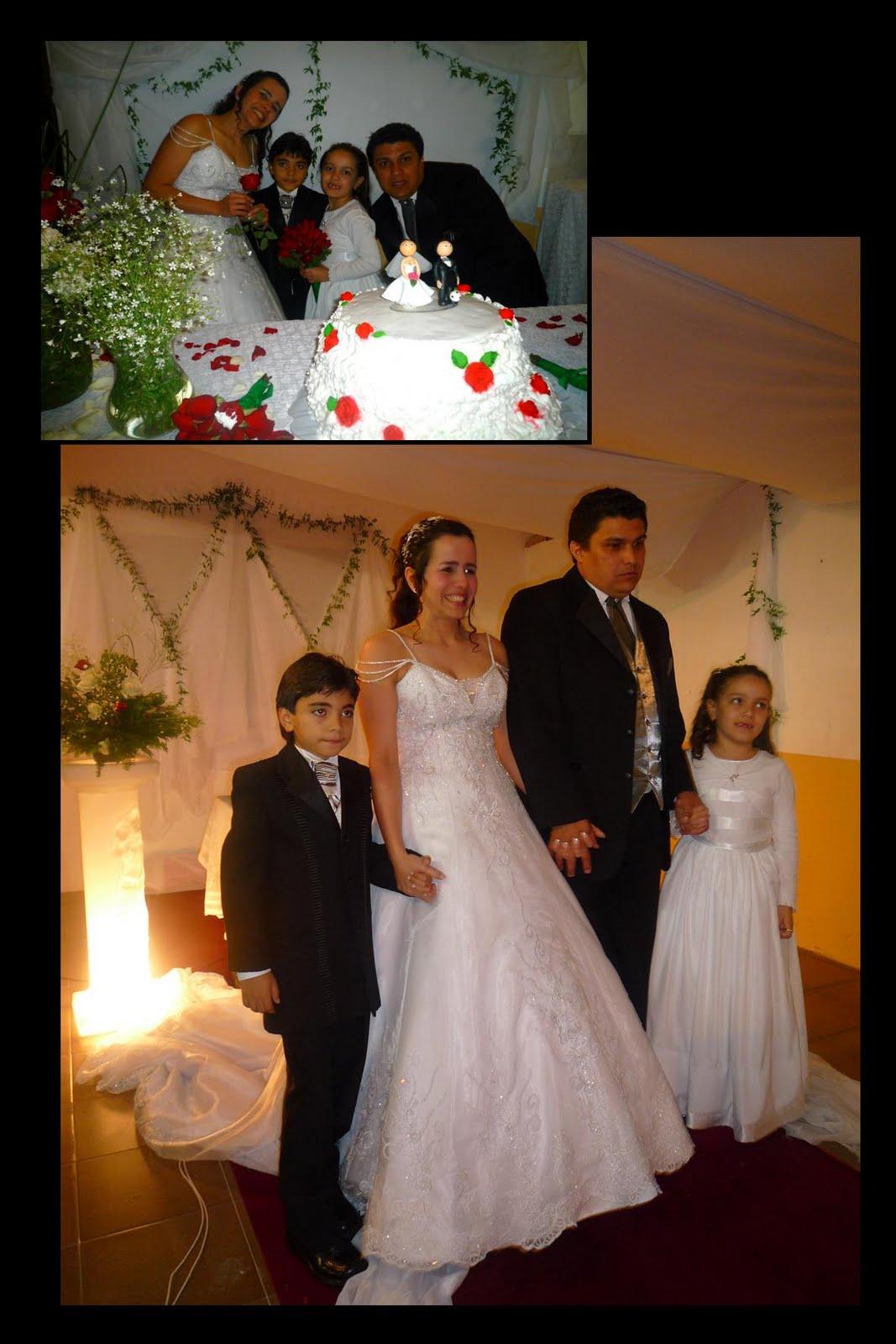 Meu casamento- 03/07/2011