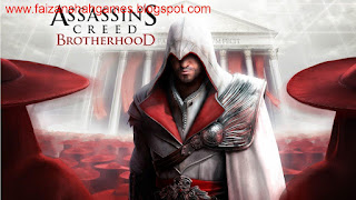 Assassin's creed brotherhood walkthrough