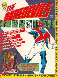 Sexismo en los Cómics, por Alan Moore 2 (de 3) Daredevils