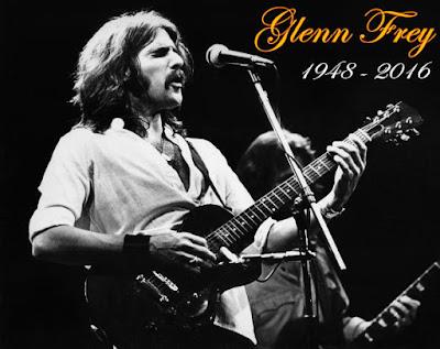 Glenn Frey fue uno de los fundadores de The Eagles