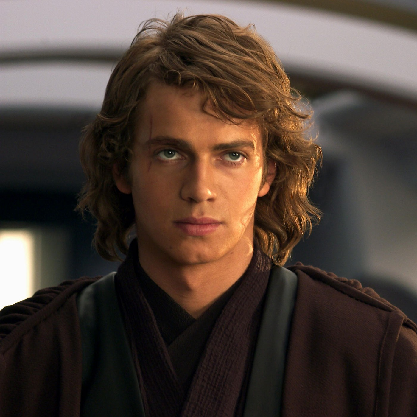 Hayden Christensen as Anakin Skywalker