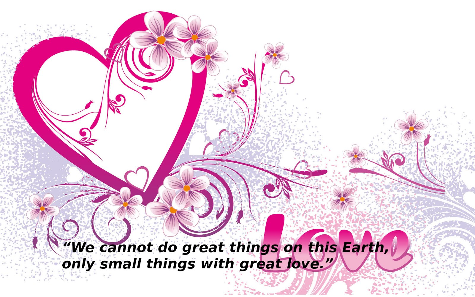 Quotes On Love Wallpapers Collections