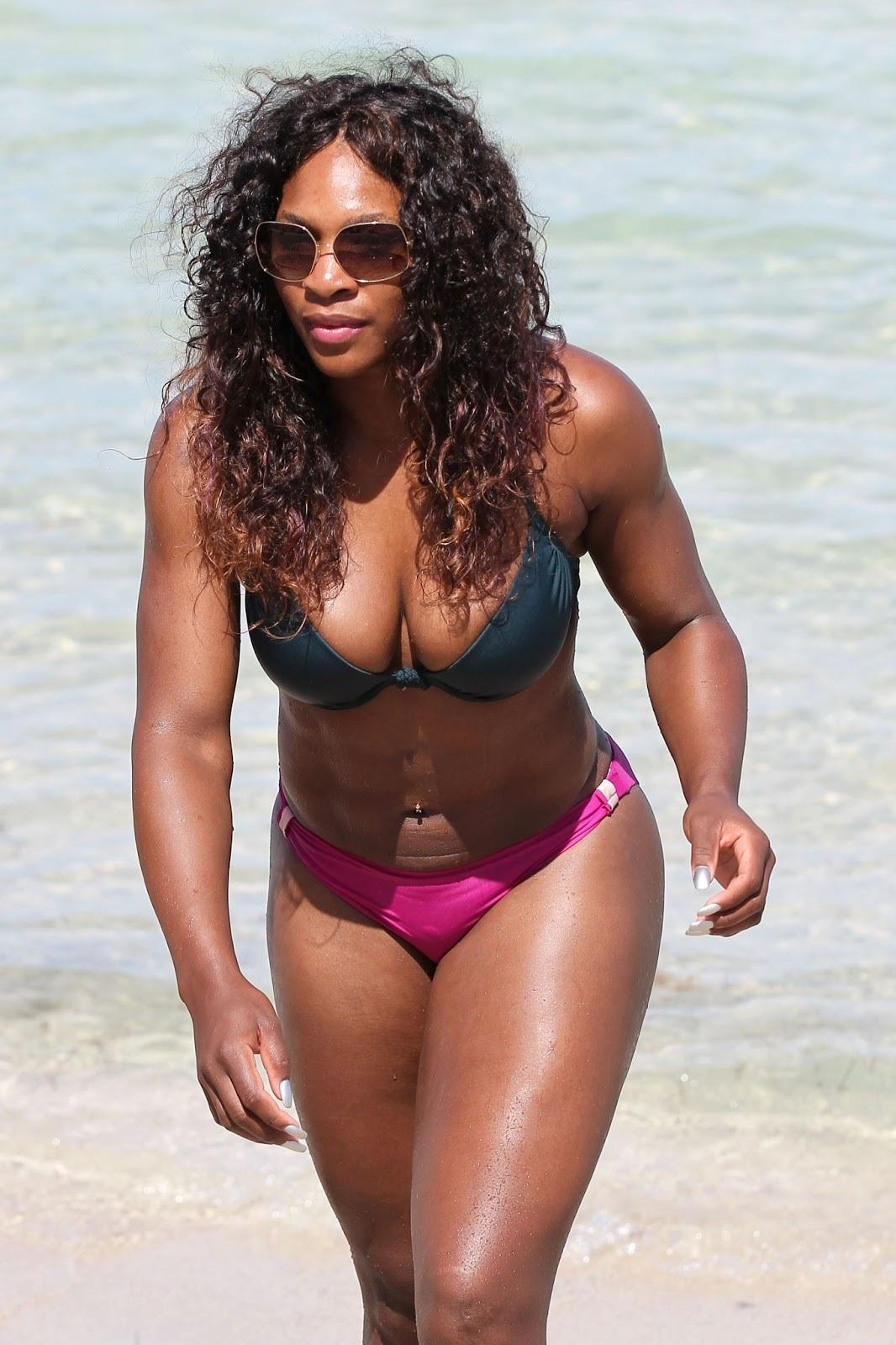 Serena williams bikini special