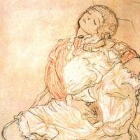 'Masturbació (Gustav Klimt)'