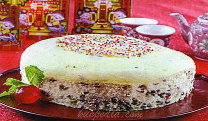 Sponge Cake Kukus