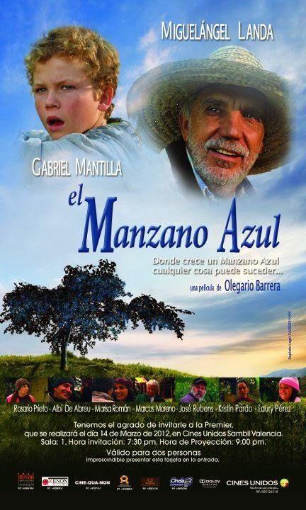 Ver El Manzano Azul (2012) Online