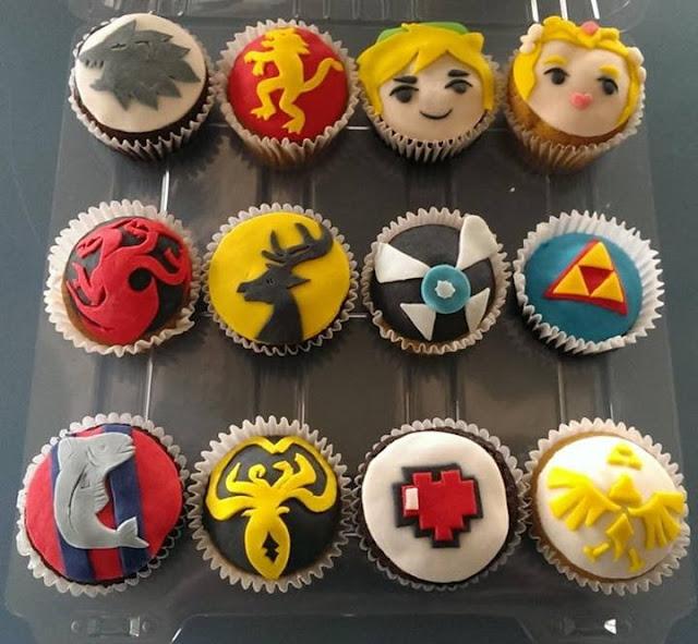 cupcakes juego de tronos - Juego de Tronos en los siete reinos