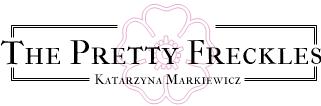 THE PRETTY FRECKLES | Katarzyna Markiewicz