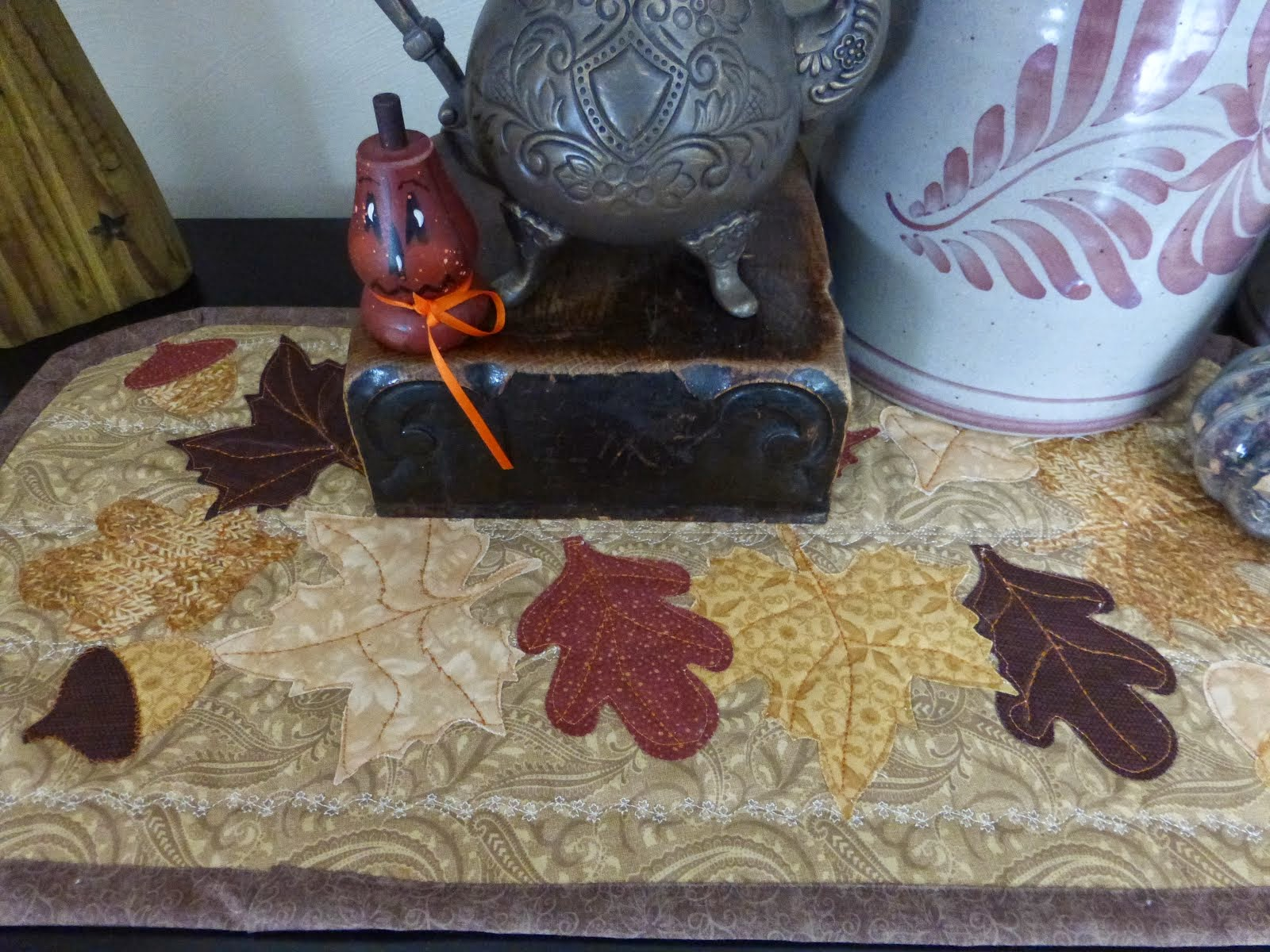 Fall Theme Table Mat