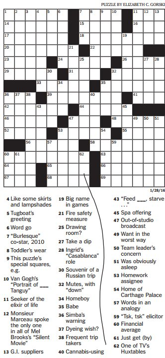 Rex parker does the nyt crossword puzzle january 2016 lucinda mabinza m4hsunfo