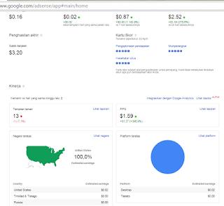 10 Niche Topik Google Adsense Sepanjang Masa