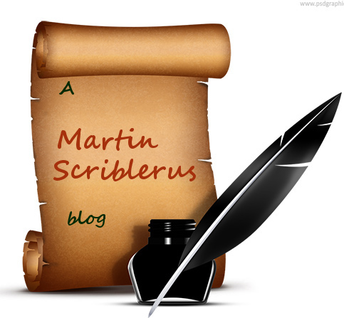 A Martin Scriblerus Blog