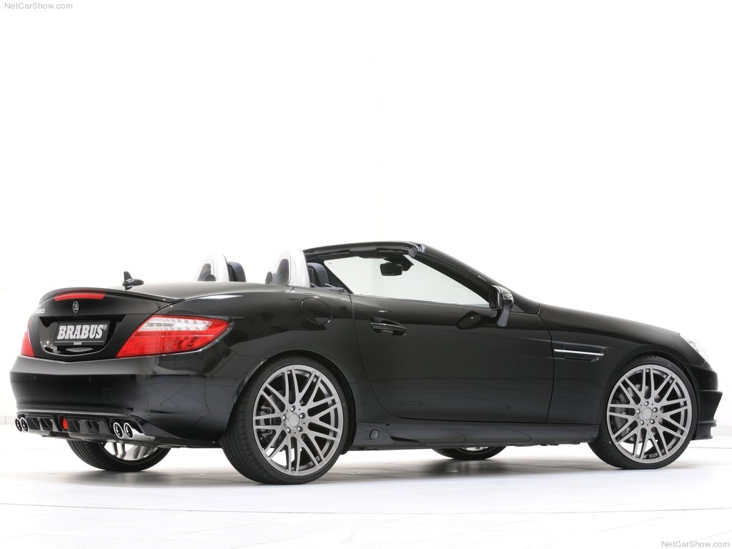 2012 mercedes benz slk brabus features and review vivid car for Mercedes benz slk brabus price
