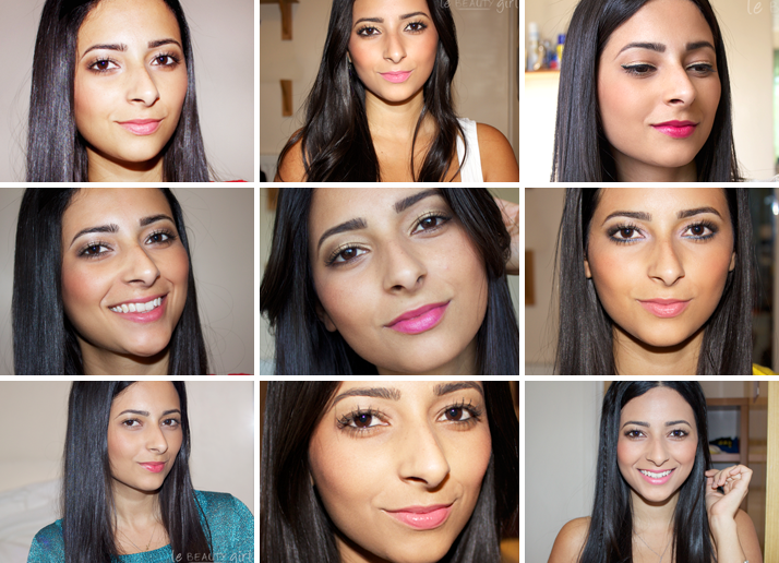 My Makeup in 2012 (Part 2) & My 2013 Resolutions