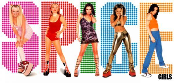 Spice Girls 2012