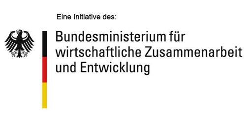mit Mitteln des Bundesministeriums für wirtschaftliche Zusammenarbeit und Entwicklung