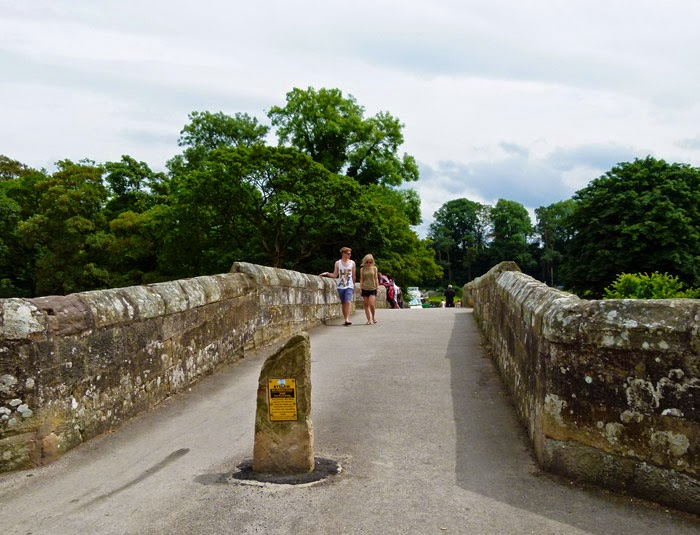 Devil's Bridge, Kirkby Lonsdale, things to do in Cumbria